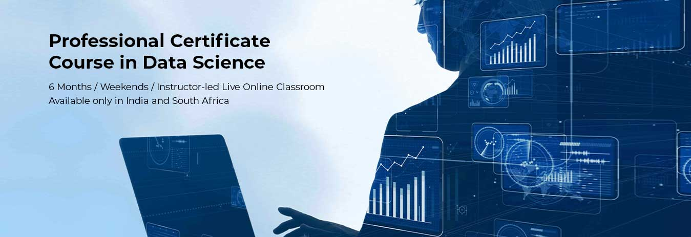 Get enrolled in the best data science course in India. Master the data science skill to establish a strong foundation of your career by registering for a Professional Certificate course in Data Science by AptusLearn.